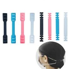 Masks Extension-Hook Ear-Protector Anti-Slip Adjustable 10pcs Straps Extended-Buckle