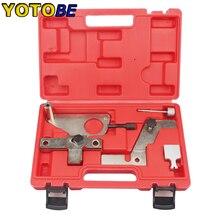 цена на Engine Camshaft Timing Locking Tool Kit For Landrover Evoque 2.0 / Land Rover freeland 2 diesel engine 2.2