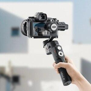 Image 2 - MOZA מיני S P 3 ציר מתקפל כיס בגודל כף יד Gimbal מייצב MINI P עבור iPhone X 11 Smartphone GoPro מיני MI VIMBLE