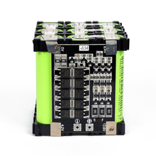 12V 16.8V 25.2V 29.4V bateria 18650 Power Bank 3S 4S 6S 7S Ebike akumulator elektryczny samochód skuter 30A 40A BMS diy akumulator
