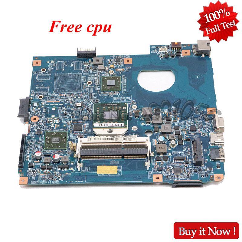 NOKOTION 48.4HD01.031 MBPU501001 のためのエイサー熱望 4551 4551 ノートパソコンのマザーボード HD4200 DDR3 送料 CPU  グループ上の パソコン & オフィス からの ノートパソコン マザーボード の中 1