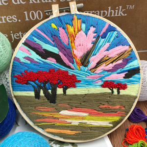 DIY Embroidery Kits Needlework