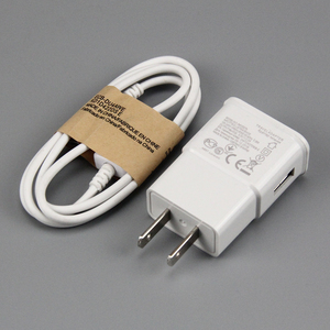 Image 5 - 100 комплектов 5В 1а ЕС США вилка настенное зарядное устройство с USB кабель для передачи данных синхронизации микро мобильный телефон кабель для Samsung Galaxy S7 Edge S6 S5 телефон