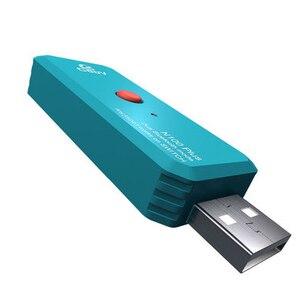 Image 1 - 원래 Coov N100 플러스 블루투스 수신기 무선 USB 어댑터 PS4 Xbox 닌텐도 스위치 안드로이드 TV 박스 Macos 라즈베리 파이