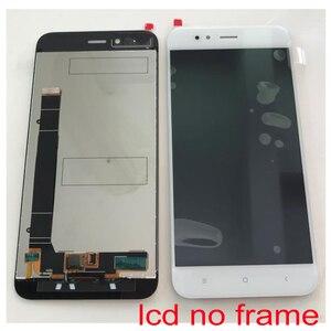 Image 3 - أفضل عمل 100% الأصلي Mi5x شاشة LCD تعمل باللمس محول الأرقام الجمعية الاستشعار مع الإطار ل شاومي Mi A1 MiA1 MA1 5X M5X