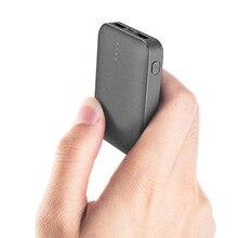 ROCK Mini power Bank портативный ультратонкий полимерный аккумулятор 10000 мАч для iPhone 11 Pro XR для Xiaomi MI9 huawei P30 PRO