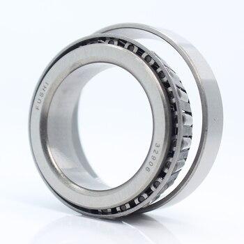 32906 X Bearing 30*47*12 mm ( 1 PC ) Tapered Roller Bearings 32906X 2007906 Bearing nk90 25 bearing 90 110 25 mm 1 pc solid collar needle roller bearings without inner ring nk90 25 nk9025 bearing