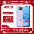 Смартфон ASUS Zenfone 7/ 7pro, Snapdragon 865/865 Plus, NFC, Android, OTA, 5000 мАч, QC 4,0, 8 Гб ОЗУ, 128/256 Гб ПЗУ, дисплей 6,67 дюйма