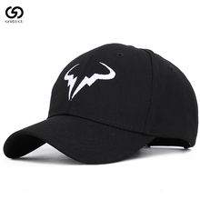 fashionable Rafael Nadal Baseball Cap Tennis Player No Structure Dad Hat Men Women Snapback Caps bone Embroidery Hats
