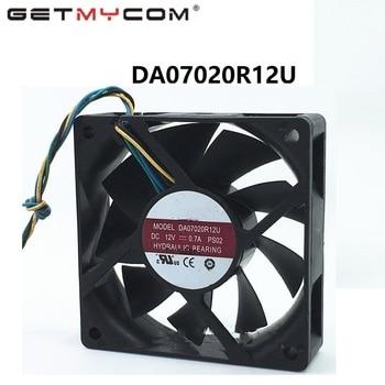 SXDOOL A7015H12HD-B-S01 A4S01 7cm 70mm 12V 0.32A E432A80 quiet silent server inverter cooling fans