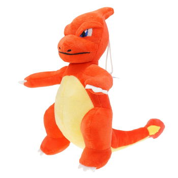 Pokemon Plush 20cm/30cm Cartoon Pokemon Charmeleon Plush Doll Toys Charmeleon Anime Soft Stuffed Doll Fire Dragon Plush Toy Children Kids Gift 2