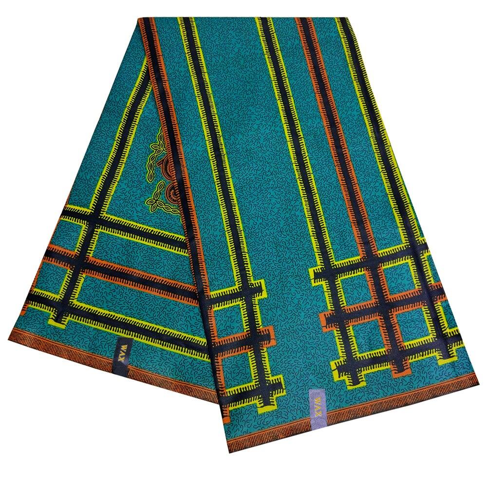 Nigeria Dutch Waxe For Wedding Dress Pagne Africain  Dutch Wax Stars Design Direct Selling Veritable Wax