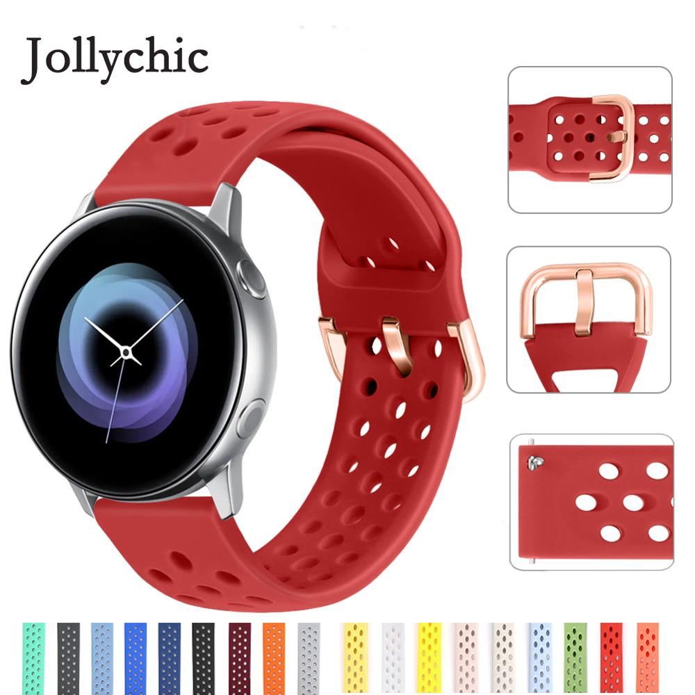 For Samsung Gear S3 Frontier,Classic Watch Band 22mm Silicone Sport Replacement Men Women's Bracelet  Strap For Amazfit Bip 20mm
