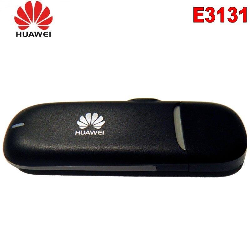 10 pçs/lote 3g modem Desbloqueado HUAWEI E3131 3G 21M USB Dongle HUAWEI 3 E3131s-2 g Modem usb 3g dongle android carro