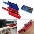 Zelfcentrerende Verticale Punch Locator Kit Positionering Armatuur 6/8/10MM Boren Houtbewerking KNUFFEL-Aanbiedingen