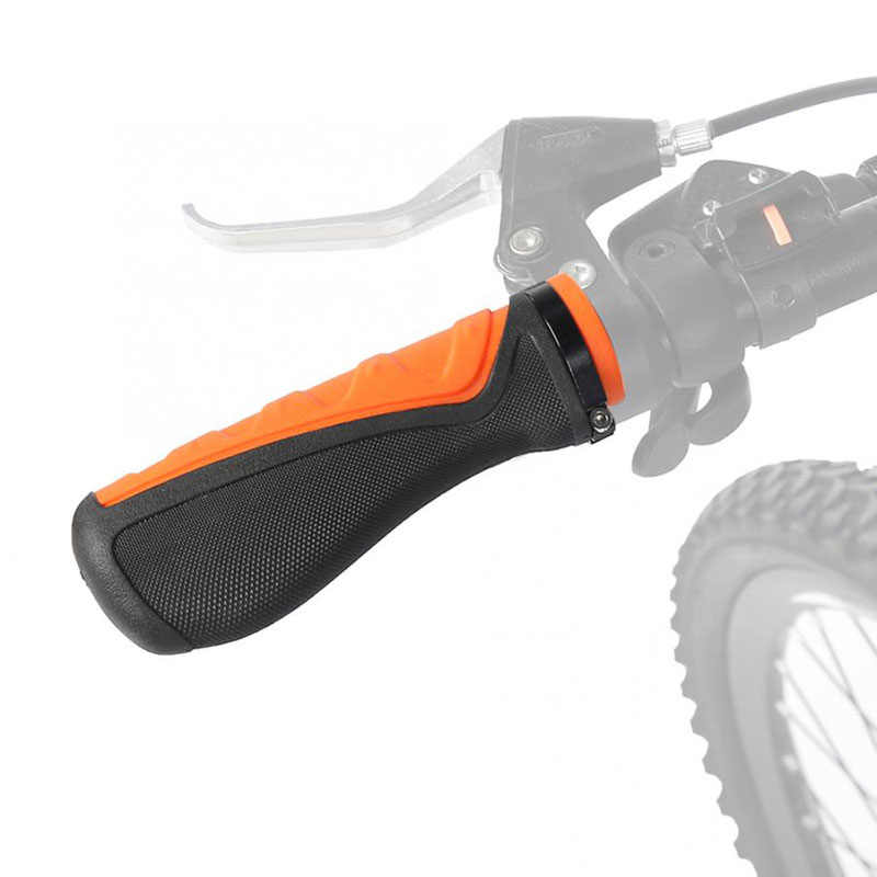 Оптовая продажа, резиновые ручки для руля, Нескользящие эргономичные велосипедные ручки, ультралегкие велосипедные ручки для OX/OXO Escooter