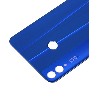 Image 4 - Original For Huawei Honor 8X Back Battery Cover Glass Rear Housing Honor View 10 Lite Battery Door Case Replacement Spare Parts