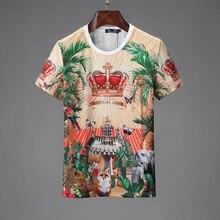 3D T T-Shirt Manica