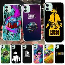 PENGHUWAN PUBG Airdrop 98K Newly Arrived Black Cell Phone Case for iPhone 11 pro XS MAX