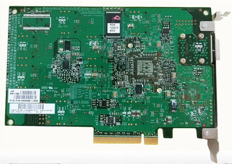 468406-B21 487738-001 468405-001 468405-002  For  SAS EXPANDER CARD 32 Port SAS Adapter Card  Working