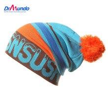 Hats Snowboard Ski Winter Warm for Men Woman Gorros-De-Lana Skullies-Caps Beanies-Wool