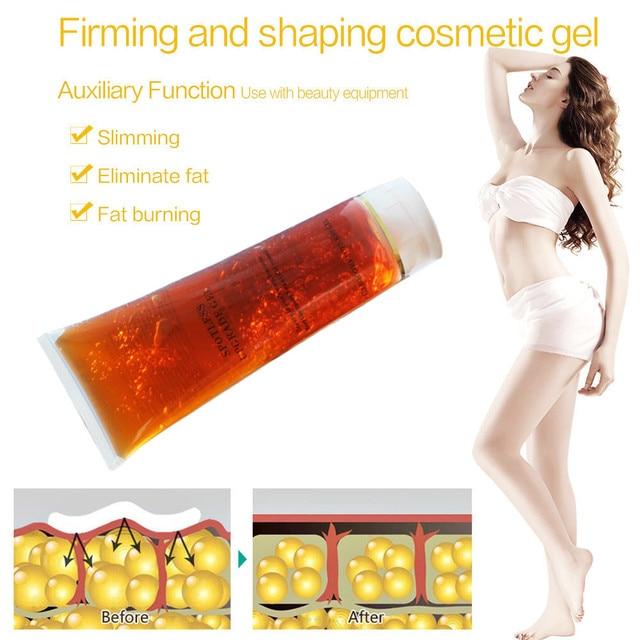 Body Slimming Cream Skin Firming Lifting Tighten Inject Gel For Beauty Machine Fat Burner Ultrasonic Massage RF Cavitation 2