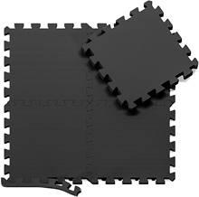 18 шт блокировка пены коврики Плитки Тренажерный Зал амортизирующие