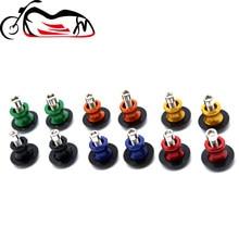 Vis de support pour moto, pour SUZUKI GSR400, GSR600, GSR750, GSF 1200/1250, Bandit GSX650F, GSX1250FA, SV650, M8