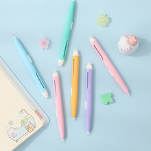 Stationery Mechanical-Pencil Office-Supplies School Automatic Macarons-Colors Mohamm