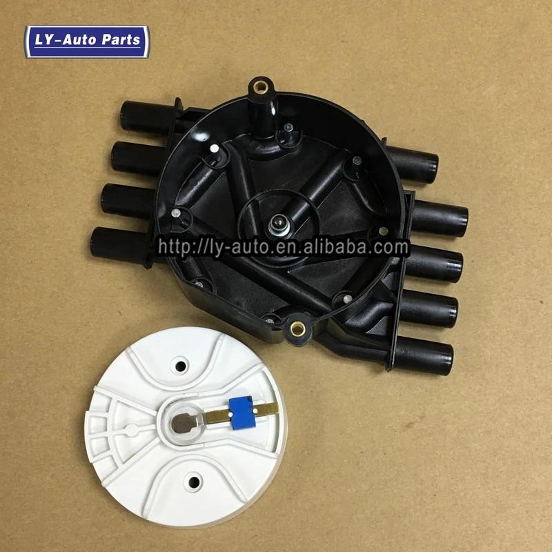 Distributor Cap and Rotor Kit for Chevrolet Express /& GMC Savana 5.7L DR474 V8