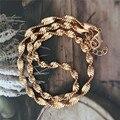 Punk Hip Hop Curb Kubanischen Dicke Kurze Halsband Halskette Männer Einfache Minimalistischen Chunky Kragen Halskette Frauen Schmuck Party