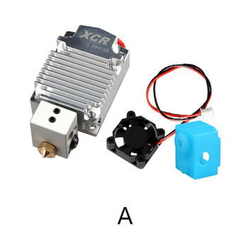 3D printer 2IN1-V2 two color nozzle extrusion head 1.75mm consumables