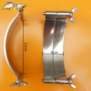 Image 5 - Professional Ear Cropping Clamp Pitbull Dog Ear Cropping Tools Guide Clamps Veterinary Instruments