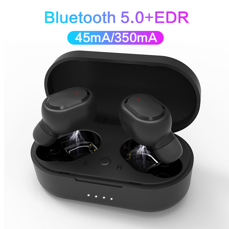 Wireless Earphone Headphone VS For Redmi Air Dots Headsets Stereo Bluetooth 5.0 With Mic Sports Earbuds PK <font><b>Mi</b></font> Headphones <font><b>TWS</b></font> A6S image