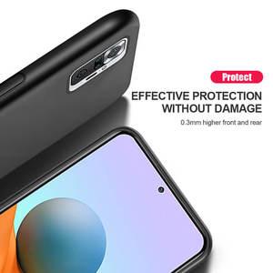 Image 4 - יוקרה Flip טלפון מקרה עבור Xiaomi Redmi הערה 10 פרו מקרה TPu בחזרה כיסוי על Xiomi Mi 11 Ultra Mi11 לייט Note10 פרו מעטפת 6D שריון