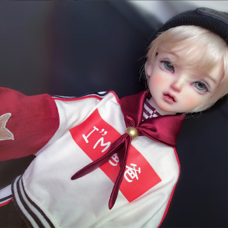 BJD Doll Body 1/4 Kirby Boy Doll Figures Naked Toy Boy Girl Gift Doll Baby Real Resin Toys For Children 2DDoll