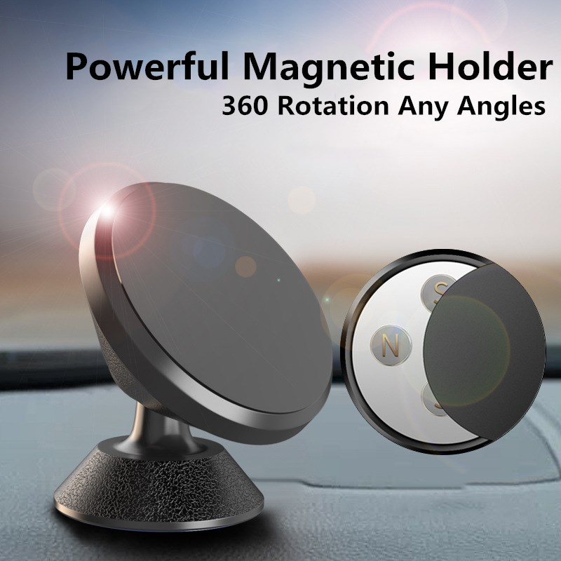 Universal Magnetic Car Phone Holder Stand In Car For IPhone 11 Magnet Air Vent Mount Cell Mobile Phone Smartphone Support