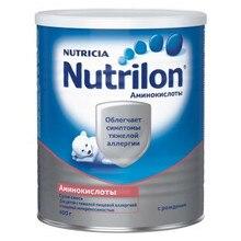 Смесь сухая Nutrilon Аминокислоты, с рождения, 400 г