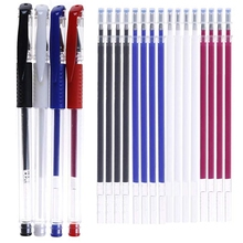 Fabric Marker Thermal-Erasing-Pen Pens Various-Colors with 16-Refills for of Available