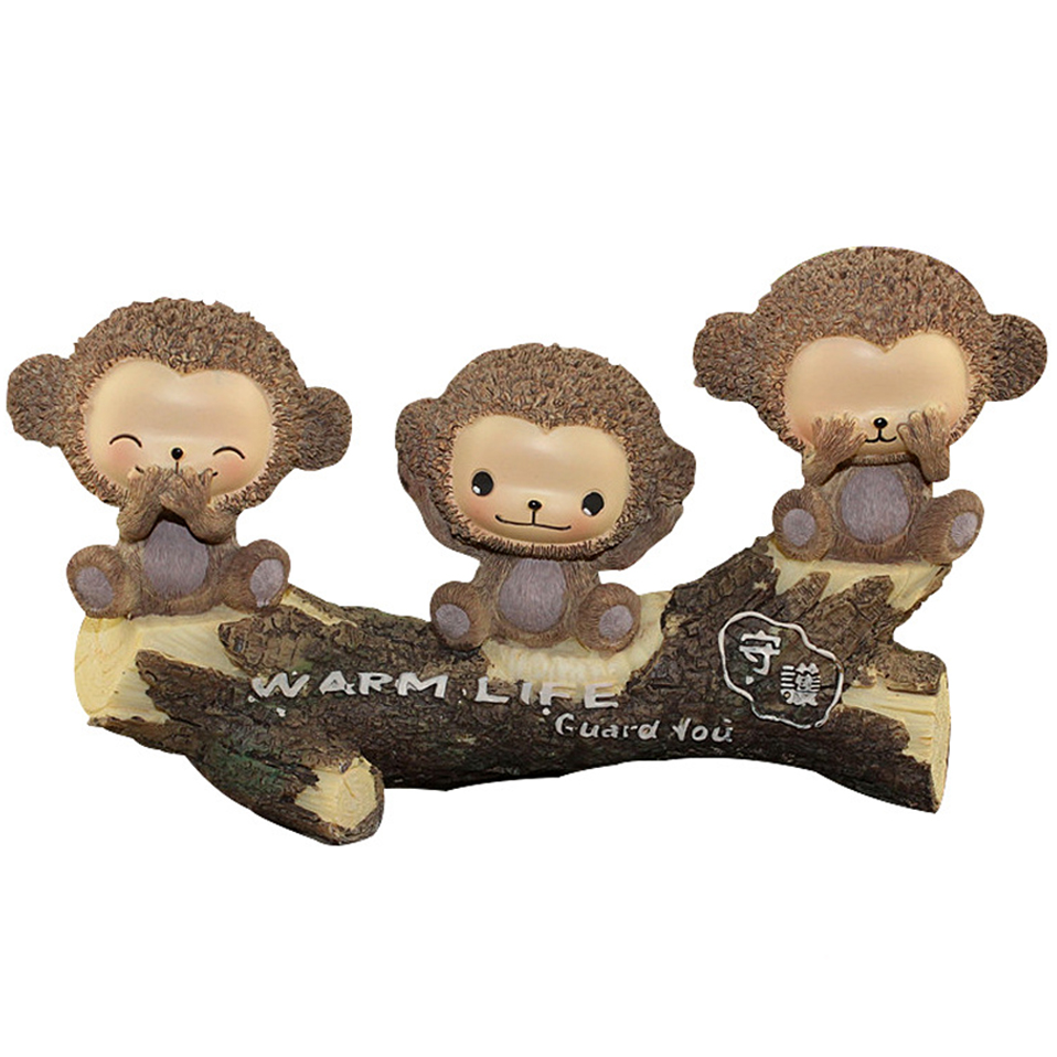 Monkey Decoration 2#