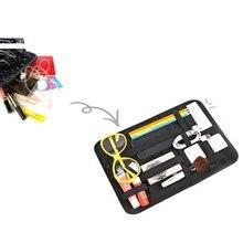 Цифровая сумка для хранения, гарнитура, кабель для передачи данных, сумка для хранения мобильных телефонов, жесткий диск, Аксессуары для мобильных телефонов, отделочная эластичная доска для хранения