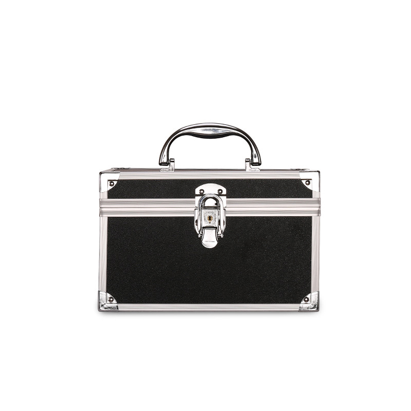 Image 2 - Makeup Bag Suitcase Women Multifunction Travel Cosmetic Bag Neceser Professional Beauty Nail Art Tool Cosmetic Storage Bags CaseCosmetic Bags & Cases   -