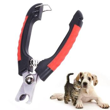 Pet Dog Cat Professional Nail Clipper Cutter Stainless Steel Grooming  5