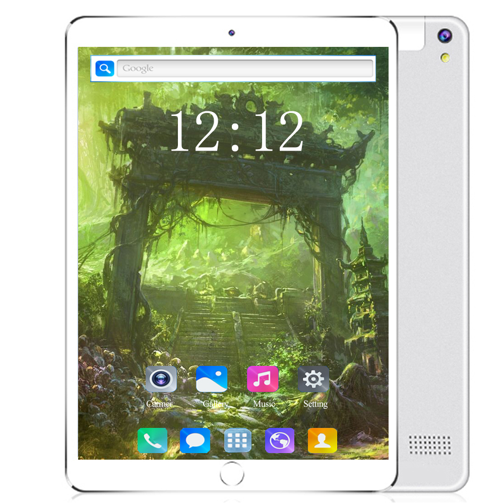 10.1 Inch Tab A Kids IPS Tablet PC 4G Android 9.0 Octa Core Google Store The Tablets 6GB RAM 128GB ROM WiFi GPS 10' Tablet