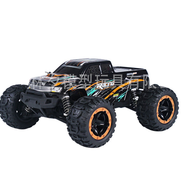16889a 1 16 Brushless Remote Control off Road Vehicle Four Wheel Drive Big Foot Game Special
