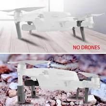 1Set Grau Faltbare Unterstützung Bein Erhöhung Landung Air Für DJI UAV Mavic 2 Zubehör Protektoren erhöhung Getriebe Drone S7K0