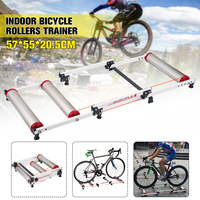 Professionele Fitness Fietsen Folding Parabolische Fiets Roller Trainer Fietsen Indoor Training Station Road Fiets Oefening Station|Hometrainers en rollerbanken|   -