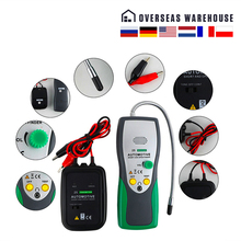 DUOYI DY25 Automotive Short Open Circuit locating Finder Tester Tracker Wire Tracing identification 6 24v for trucks PK EM415pro