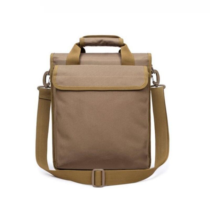 Outdoor Shoulder Backpack Waterproof Zip Handbag Sport Hiking Fishing Backpack