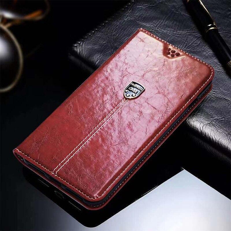 Luxury Retro Flip PU Leather Phone Case Cover For ZTE Nubia M3 M2 Lite Book Case For Nubia N3 N 3 N2 Nx575J N1 Lite NX597J Shell(China)